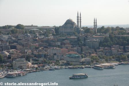 moschea solimano da galata